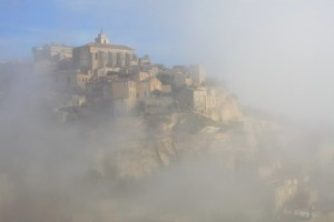 Gordes Luberon village paysage photo