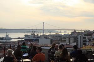 Lisbonne bar Portugal ville