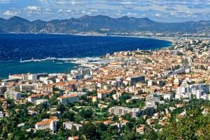 Cannes photographe baie ville côte d'azur