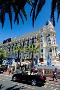 Croisette festival Cannes film Carlton