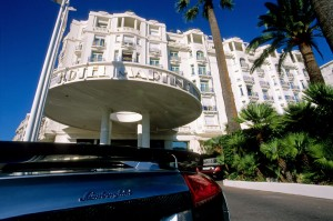 Cannes Martinez palace hotel tourisme luxe voiture