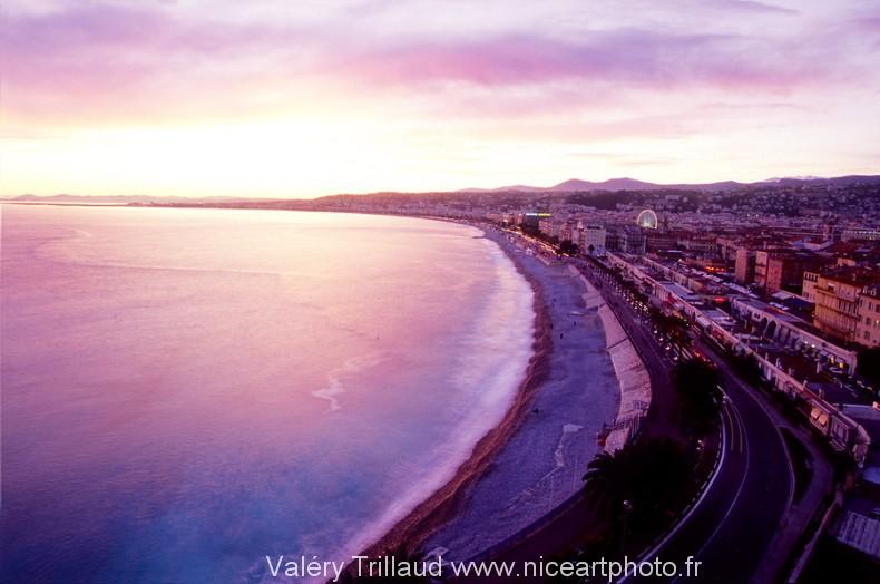 Nice photo photographe Promenade des Anglais