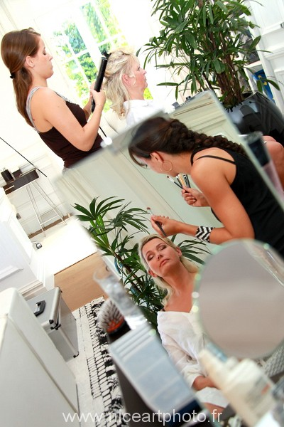 maquillage mariage coiffure