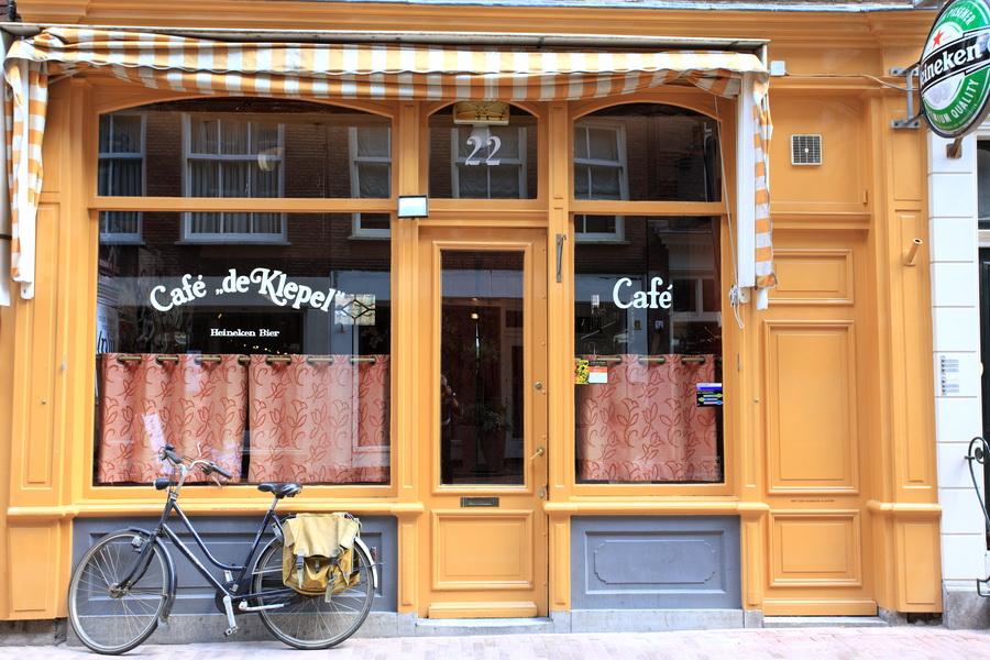 Vieux Café à Amsterdam