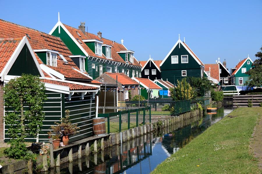 Village de Maken Pays-Bas