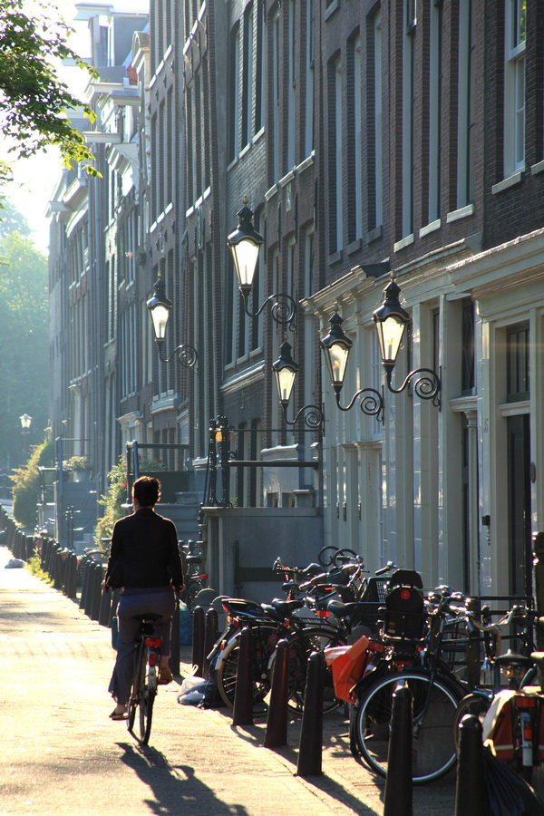 Centre ville Amsterdam