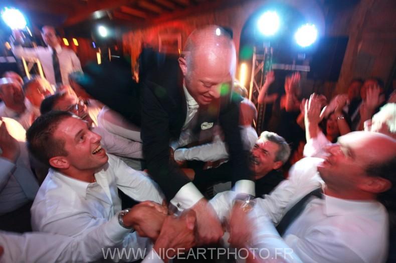 photographe mariage soirée Alpes-Maritimes