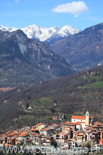 La Bollène Vésubie Vallée de la Vésubie