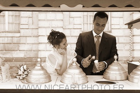 Photo mariage couple
