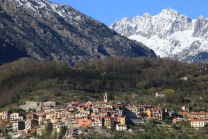village, perché, Alpes-maritimes, Mercantour