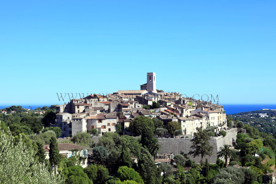 village Saint Paul de Vence Alpes-Maritimes