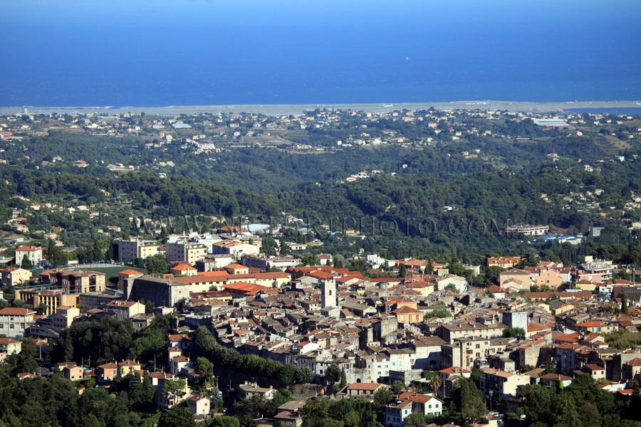 ville Vence Alpes-Maritimes