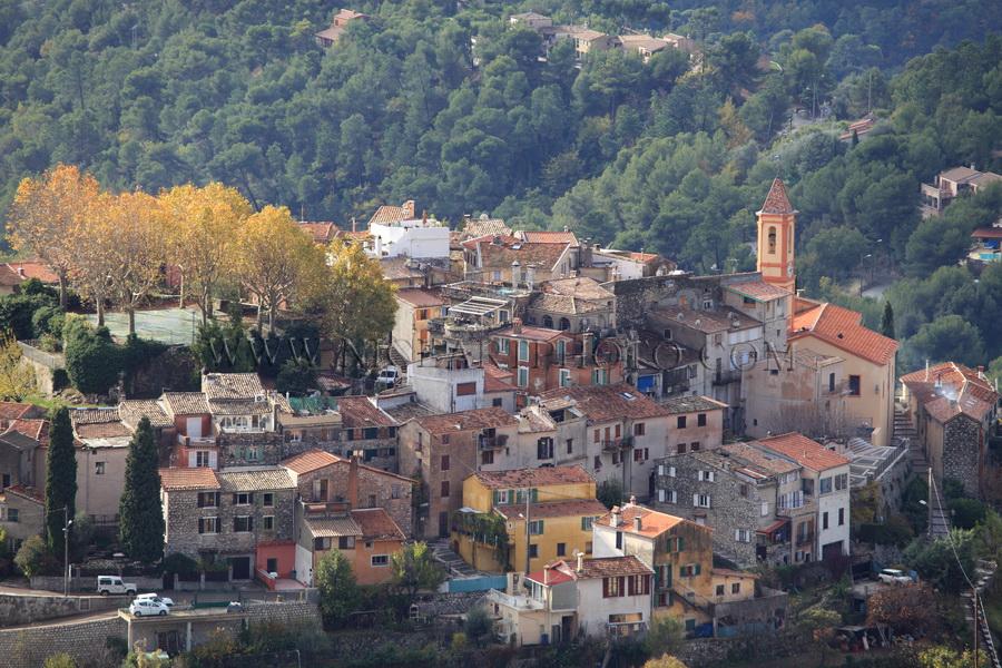 village Aspremont Alpes-Maritimes