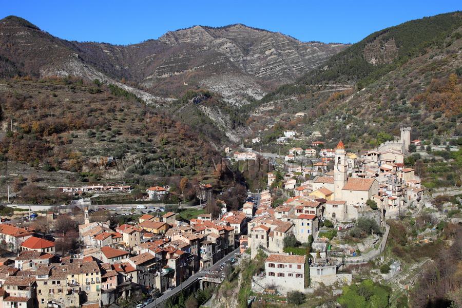 Village Luceram Alpes-Maritimes