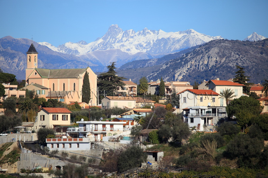 Village Saint Antoine Ginestiere Alpes-Maritimes