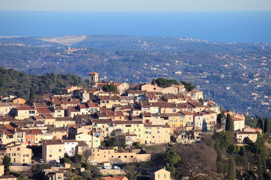 Village Cabris Alpes-Maritimes