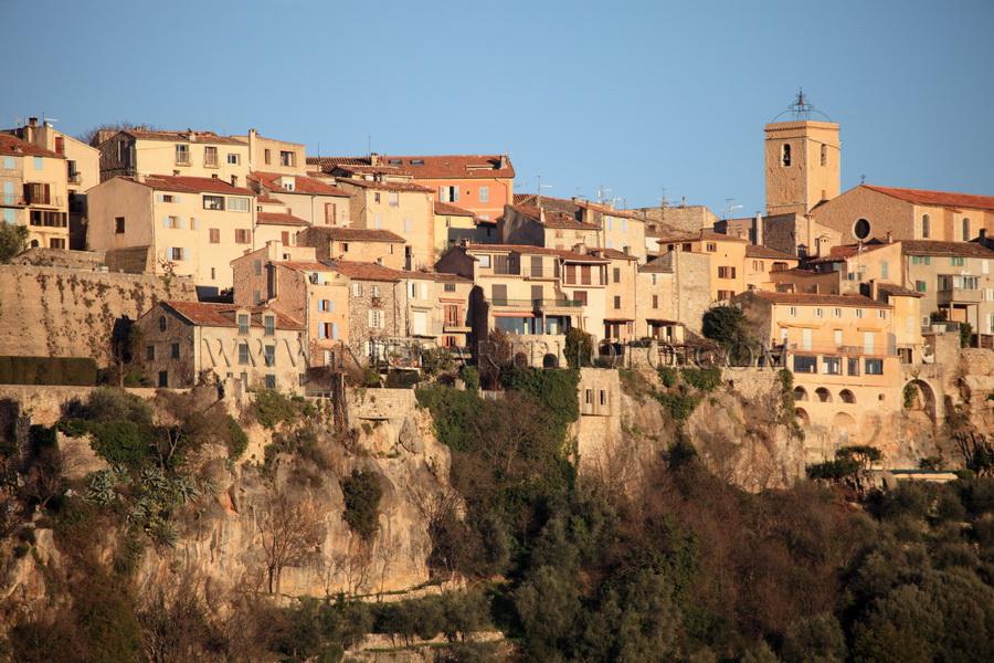 Village Saint Cezaire Alpes-Maritimes