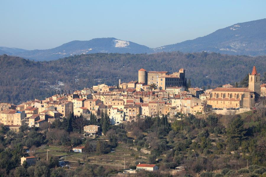 Callian village Var
