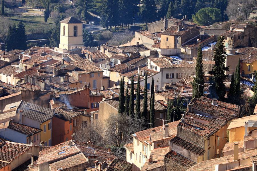 Cotignac village Var