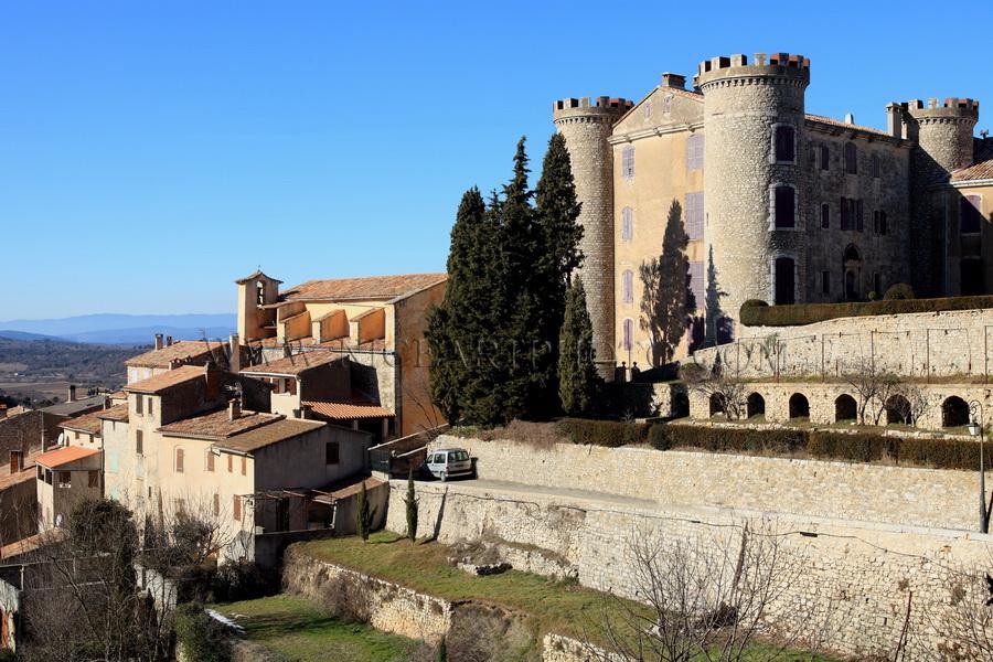Saint Martin de Pallieres village Var