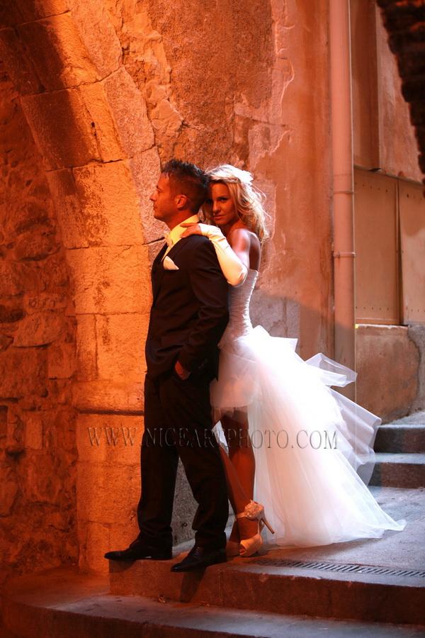 photo mariage Villefranche sur mer