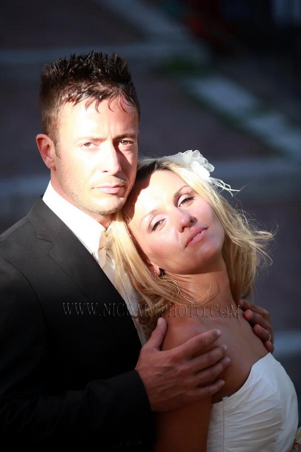 photo portrait mariage