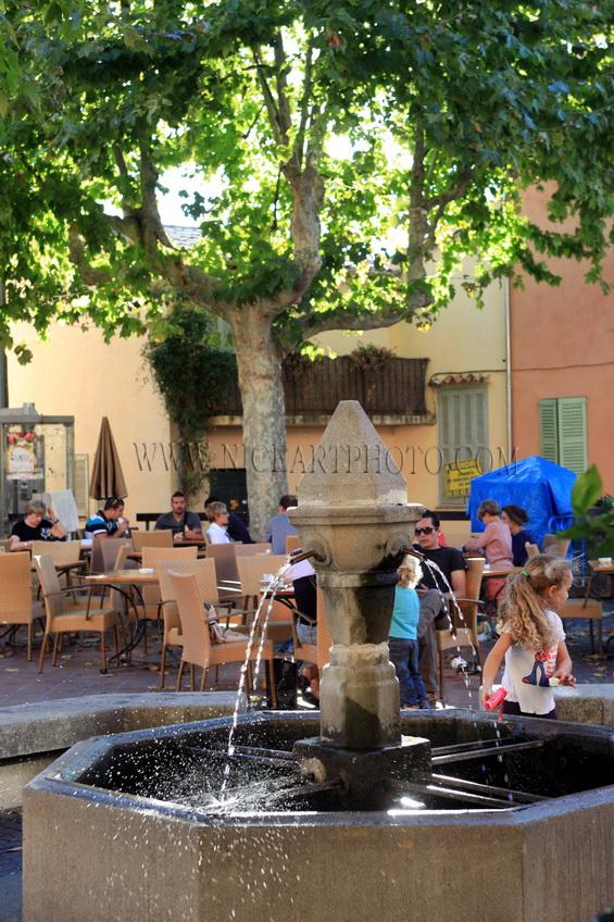 place village Provence