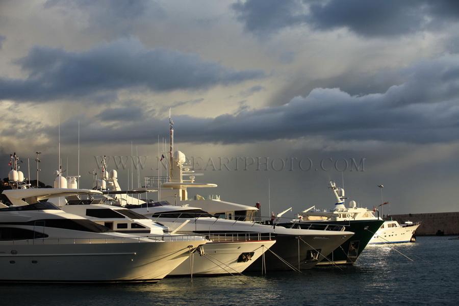 yacht bateaux port Nice