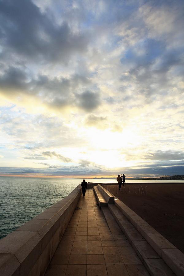 rauba Capeu Nice ciel au-delà