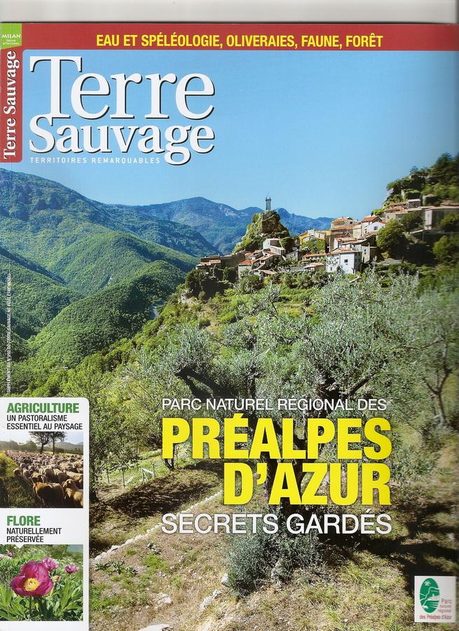 prealpes azur, magazine, terre sauvage, alpes-maritimes