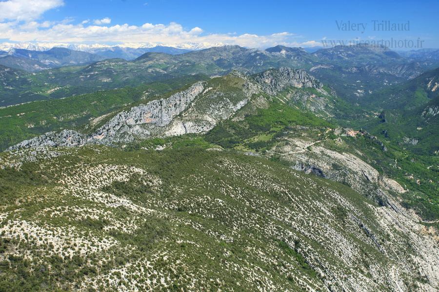 Mont Saint Martin, vallee de l'esteron