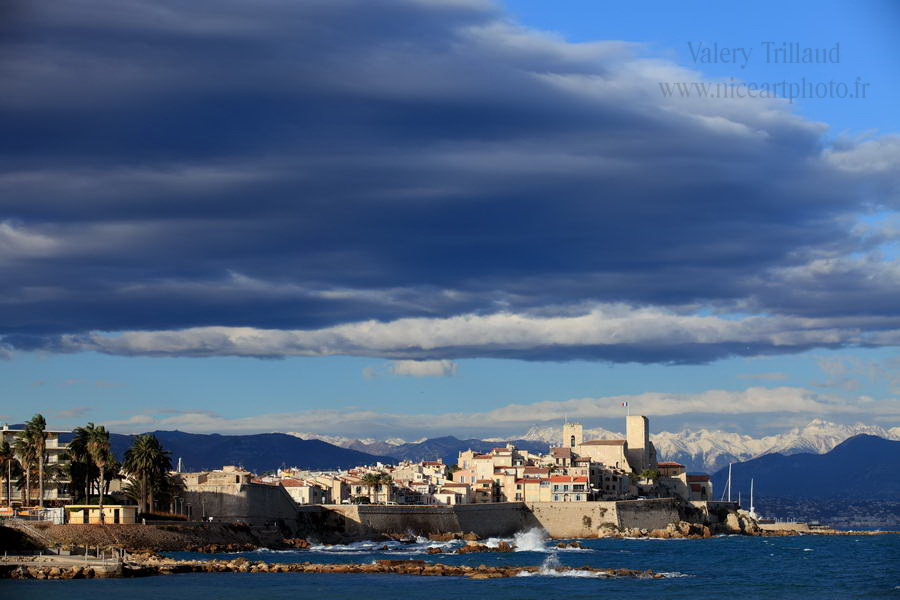 photo-Antibes-montagne-enneigée-neige