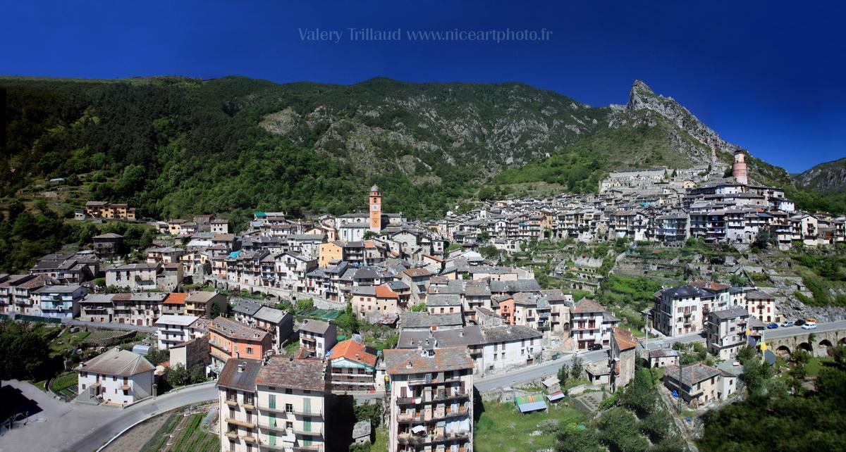 village de Tende