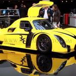 Top Marques Monaco Radical car
