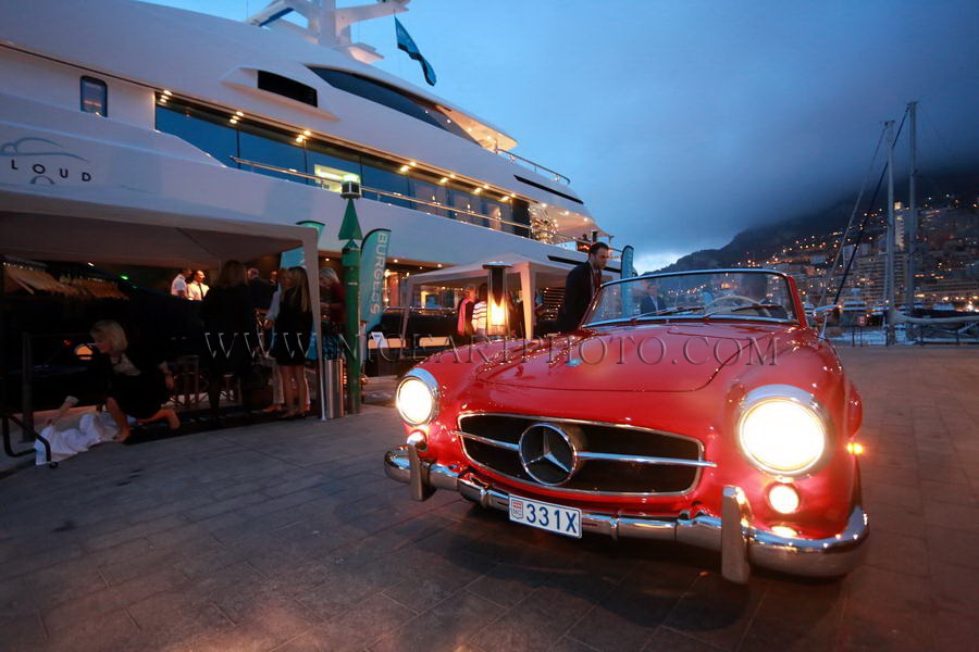 Top Marques Monaco Superyacht cloud 9