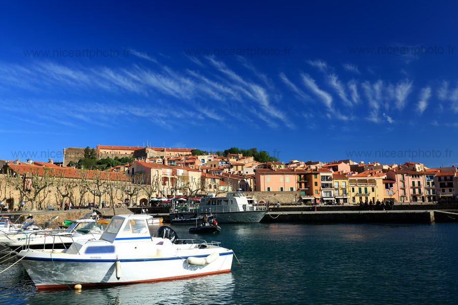 Collioure//V.Trillaud//www.niceartphoto.fr