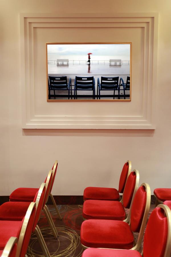 Photographie d'art hôtel Aston Nice