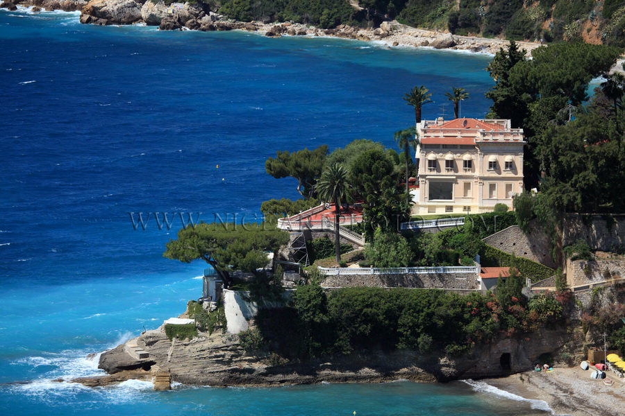 Villa Roquebrune Cap Martin, Alpes-MAritimes, Côte d'Azur,