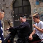 Jeunes du quartier Spagnoli Naples