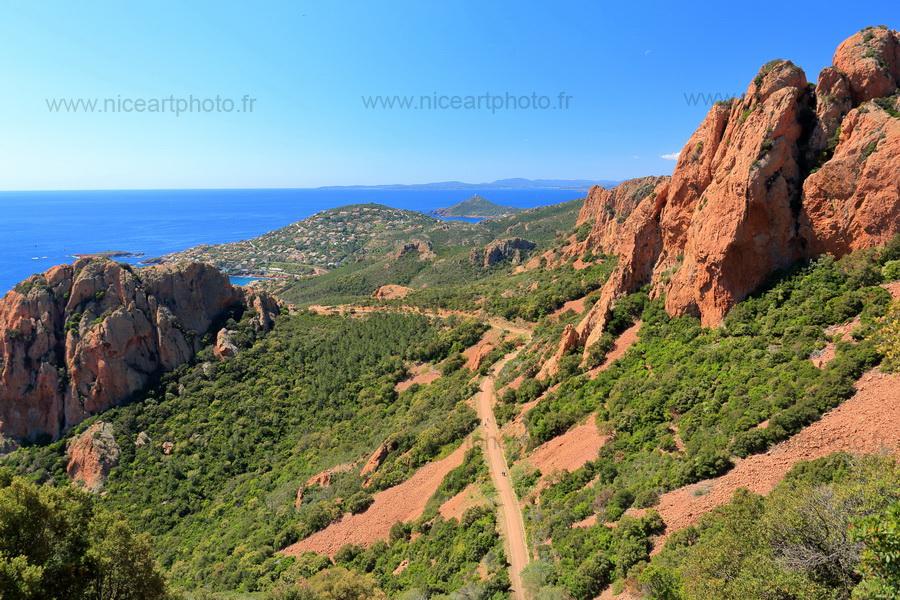 Antheor Pic du Cap Roux Esterel